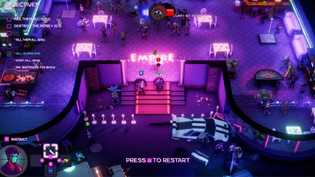 Gameplay de Hard Party 2 PC