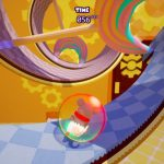 Gameplay de Rolled Out