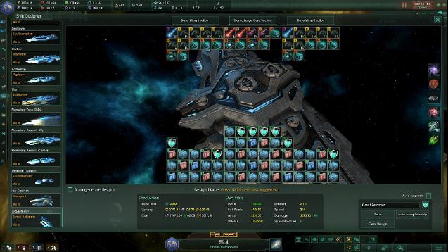 Gameplay de Stellaris Nemesis PC 2021
