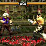 Gameplay de Tekken 5 para PC