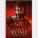 Cover de Total War Rome Remastered pc 2021