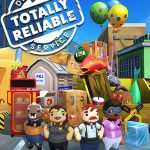 Cover de Totally Reliable Delivery Service PC