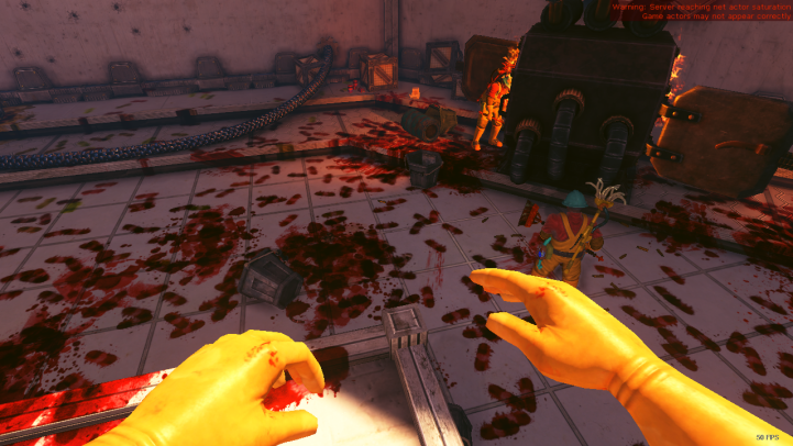 Gameplay de Viscera Cleanup Detail pc