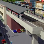 Gameplay de Cities Skylines Train Stations PC 2021