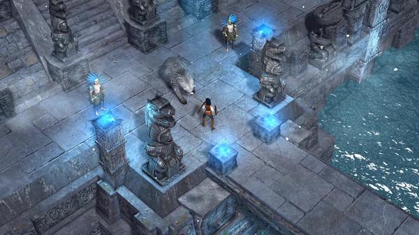 Gameplay de Aluna sentinel of the shards
