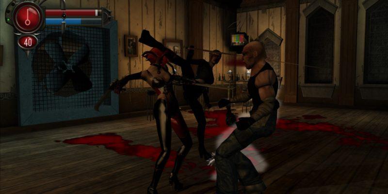 Gameplay de Bloodrayne Final cut 1 y 2 pc