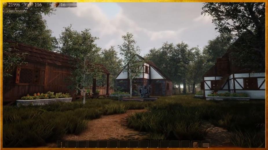 Gameplay de Castle Flipper PC 2021