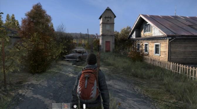 Gameplay de Dayz Online