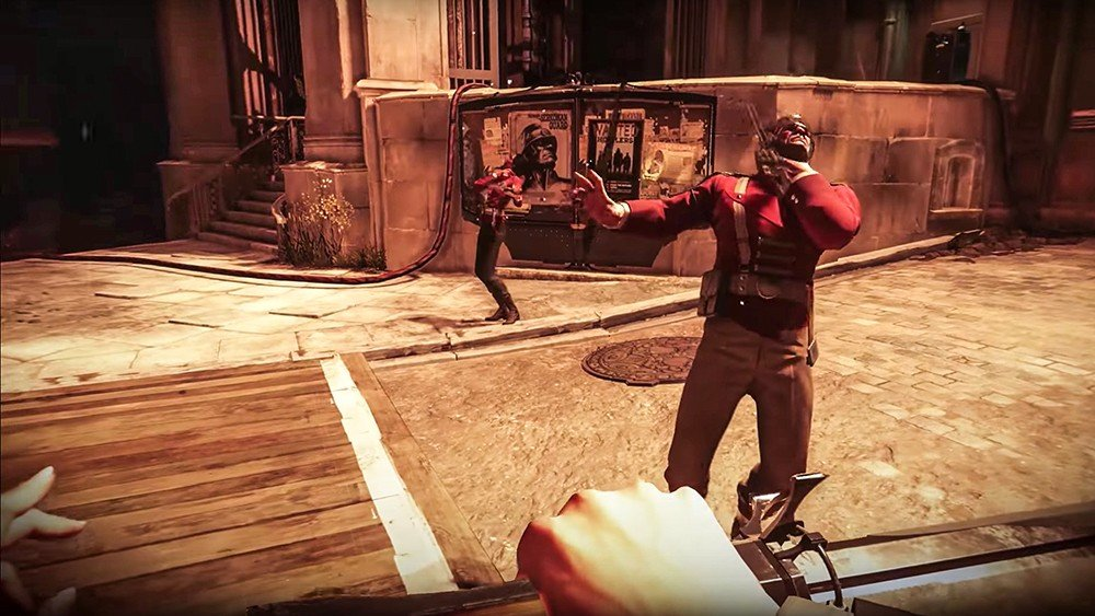 Gameplay de Dishonored para PC