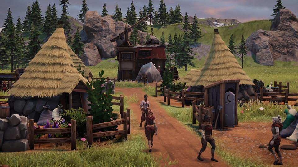 Gameplay de Distant Kingdoms PC 2021