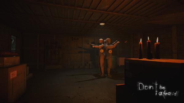 Gameplay de Don't Be Afraid PC