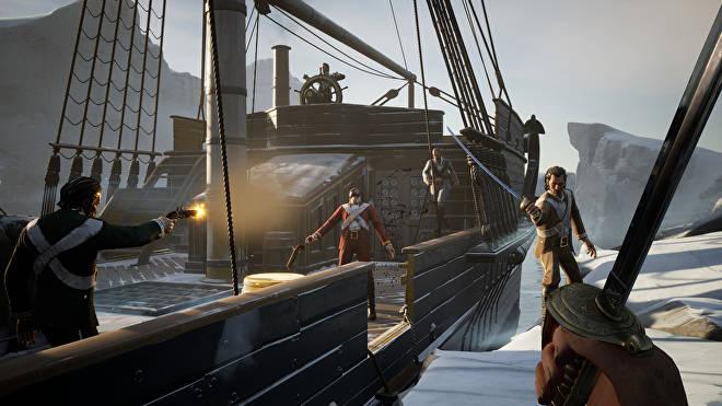 Gameplay de Dread Hunger Online PC 2021
