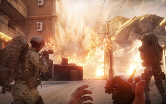 Gameplay de Insurgency Sandstorm pc