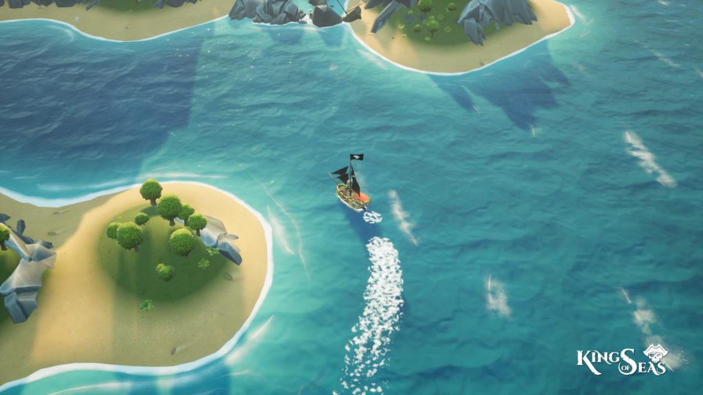 Gameplay de King of Seas PC 2021