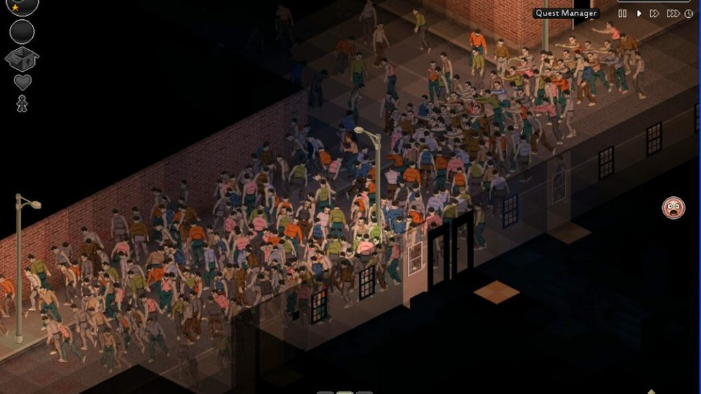 Gameplay de Project Zomboid PC