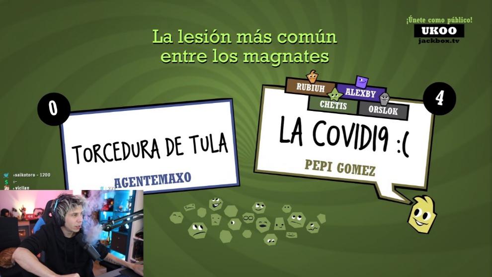 Gameplay de quiplash 2 interlashional pc online
