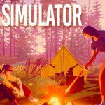 Cover de Camping Simulator The Squad Online PC 2021 Español