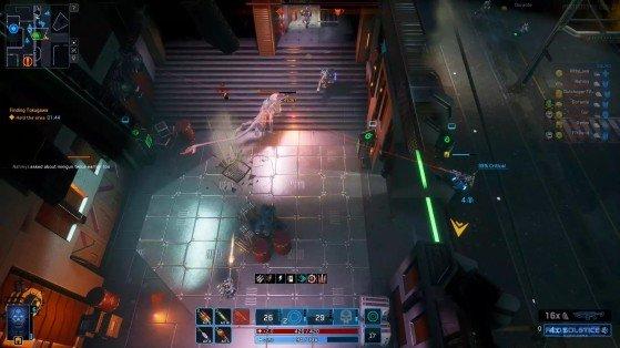 Gameplay de Red Solstice 2 Survivors pc 2021