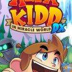 Cover de Alex Kidd in Miracle World DX 2021 pc español