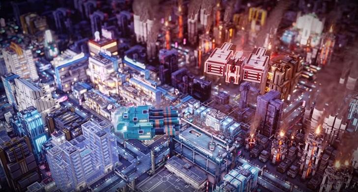 Gameplay de Industries of Titan PC 2021