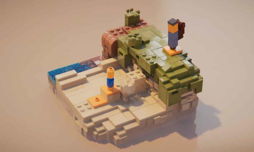 Gameplay de LEGO Builders Journery 2021 pc