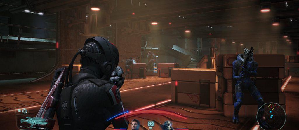 Gameplay de Mass Effect Legendary edition 2021 pc
