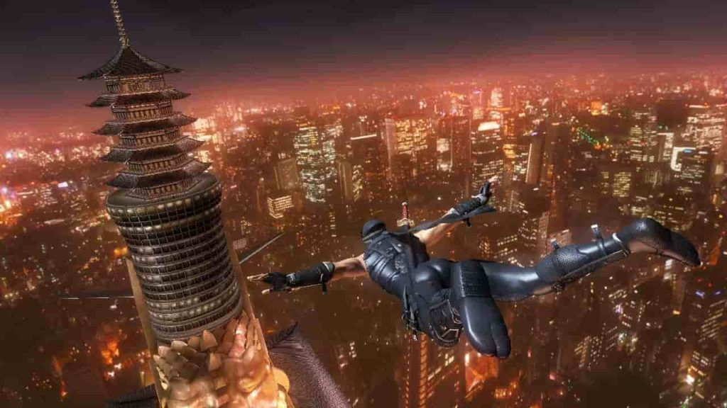 Gameplay de Ninja Gaiden Master Collection pc