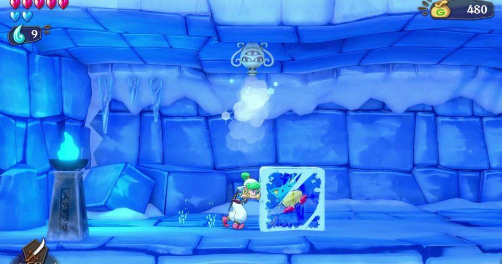 Gameplay de Wonder Boy Asha in Monster World pc