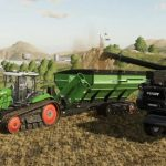 Gameplay de Farming Simulator 19 pc