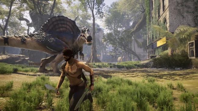 Gameplay de Reptiles in hunt pc 2021