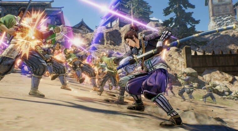 Gameplay de Samurai Warriors 5 online