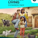 Cover de The Sims 4 Cottage Living