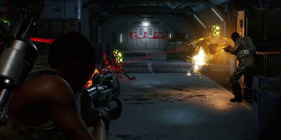 Gameplay de Aliens Fireteam Elite para PC 2021