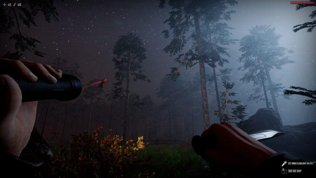 Gameplay de Chupacabras Night Hunt PC