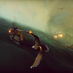 Gameplay de The Falconeer Edge of the world pc 2021