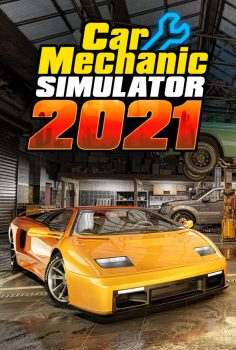 CAR MECHANIC SIMULATOR 2021 v1.09