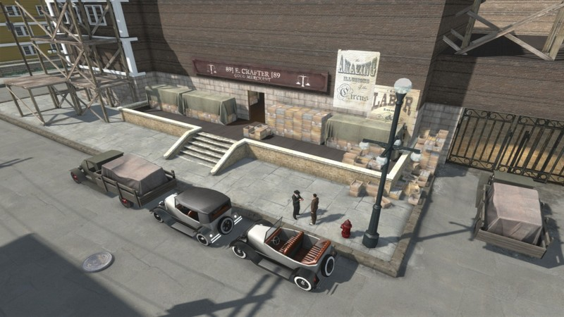Gameplay de City of Gangsters pc 2021