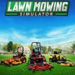 Cover de Lawn Mowing Simulator para PC 2021