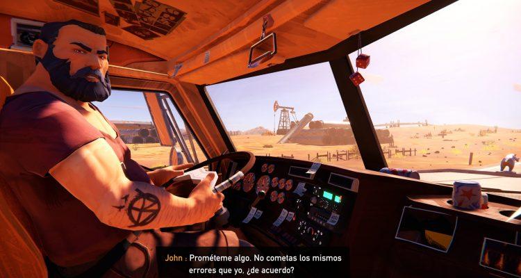 Gameplay de Road 96 para PC