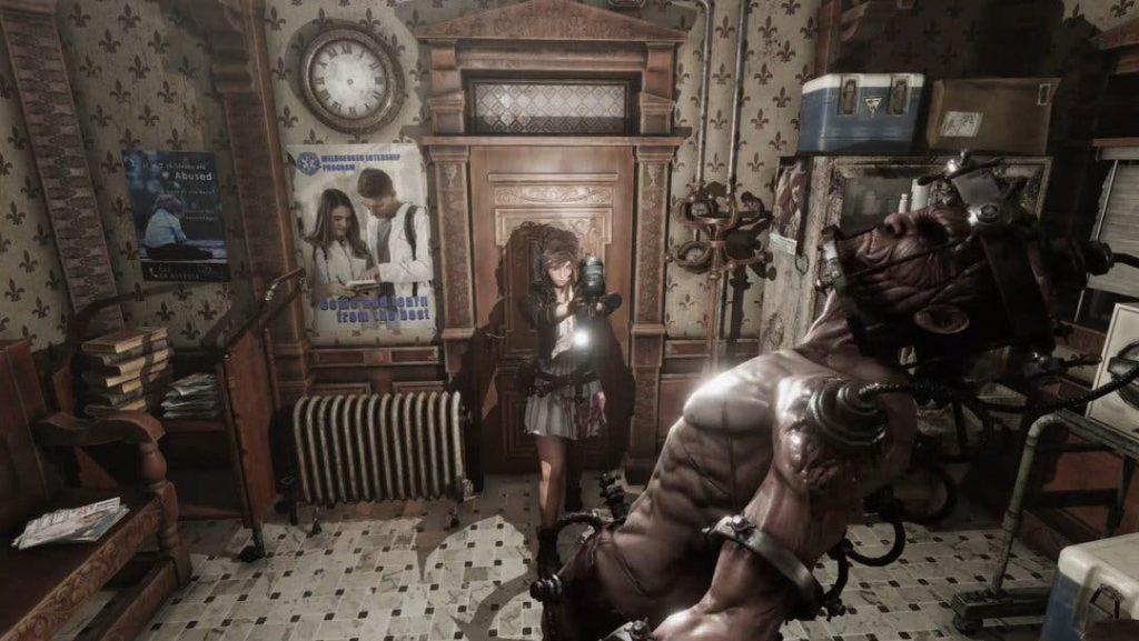 Gameplay de Tormented Souls PC 2021