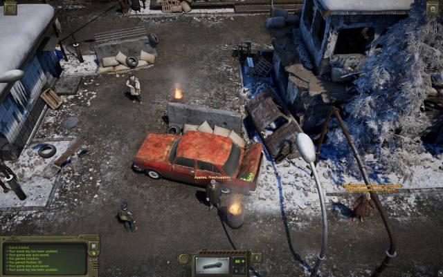 Gameplay de ATOM RPG Trudograd PC 2021