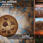 gameplay de cookie clicker pc 2021