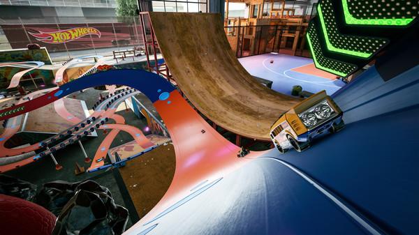 Gameplay de Hot Wheels Unleashed PC 2021