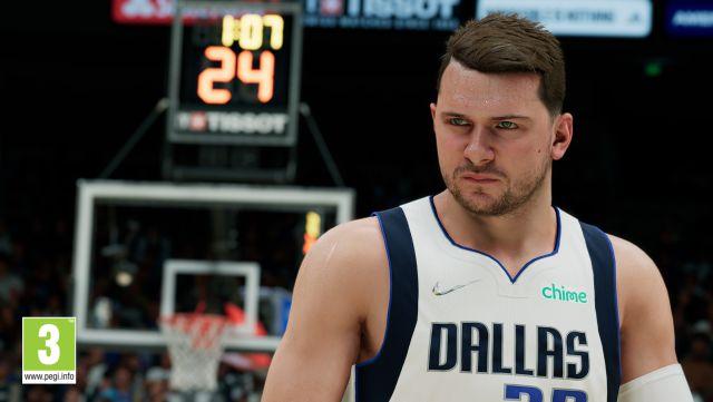 Gameplay de NBA 2K22 PC