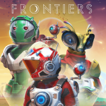 No mans sky frontiers cover pc