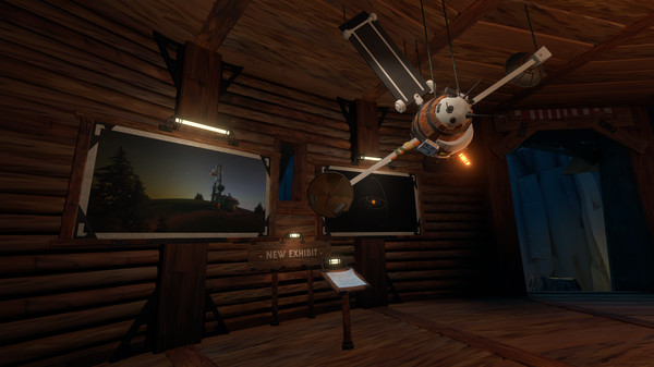 Gameplay de Outer Wilds Echoes of the eye pc