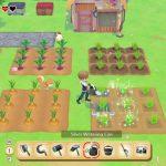 Gameplay de Story of Seasons Pioneers of olive town