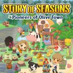 Cover de Story of Seasons Pioneers of Olive Town