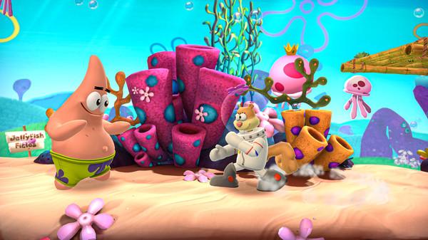 Gameplay de Nickelodeon All Star Brawl PC