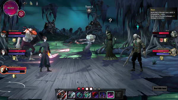 Gameplay de Rogue Lords PC 2021